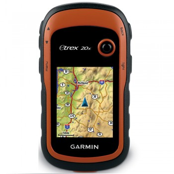 Garmin eTrex® 20x (Item No: G09-124)