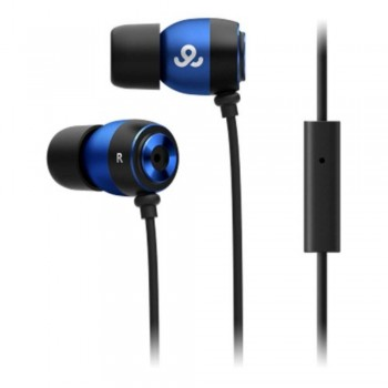 GO GEAR In-Ear Headphones Alumies - Blue