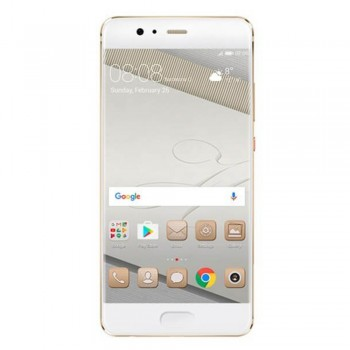 "Huawei P10 Plus 5.5"" FHD Smartphone - 128gb, 6gb, 20 + 12mp, 3750 mAh, Gold"