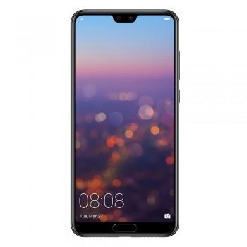 "Huawei P20 Pro 6.1"" OLED FHD Smartphone - 128gb, 6gb, 40mp + 20mp + 8mp, 4000mAh, Black"
