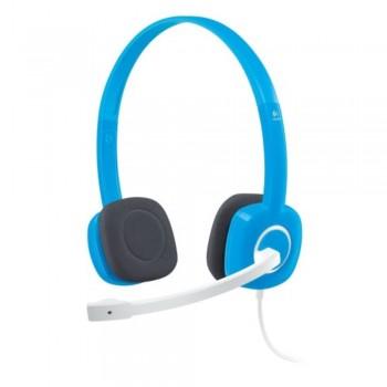 Logitech Stereo Headset H150 - Sky Blue