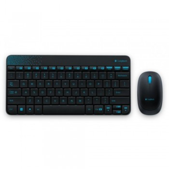 Logitech Wireless Combo MK240 - Black