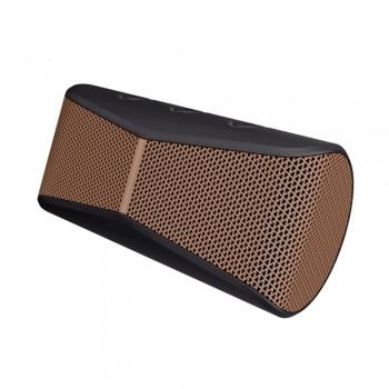 Logitech X300 Mobile Speaker - Black/Brown Grill