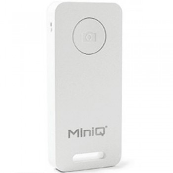 Magic Pro - MiniQ Selfie Wireless Shutter Remote - White