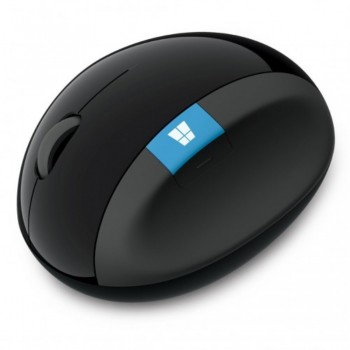 Microsoft Sculpt Ergonomic Mouse (Item No: MSL6V-00006)