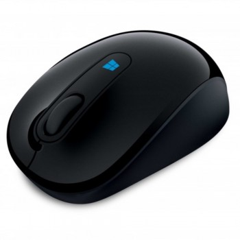 Microsoft Sculpt Mobile Mouse Black (Item No: MS43U-00005)