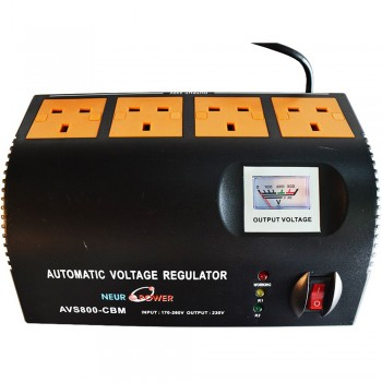 Neuropower Automatic Voltage Regulator S (Item No: NP-AVR800CBM)
