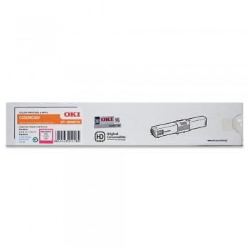 OKI C332/MC363 Toner cartridge 1.5k pages - Magenta (46508722)