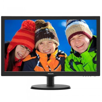 "Philip 21.5"" V Line Monitor (Item No: PLP223V5LHSB2)"