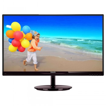 "Philips 27"" Monitor - AH-IPS LCD Monitor, LED Backlight, E-line, 27"" / 68.6cm, MHL Technology (Item No: PHILIP274E5QHAB) A7R1B34"