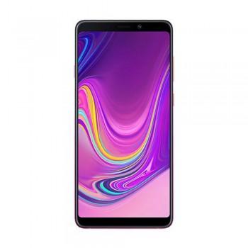 """Samsung Galaxy A9 (2018) 6.3"""" Super AMOLED FHD+ SmartPhone - 128gb, 6gb, 24mp, 3800mAh, Qualcomm Snapdragon 660, Pink"""