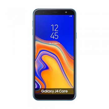 Samsung Galaxy J4 Core 6'' IPS LCD Capacitive Touchscreen HD+ SmartPhone - 16gb, 1gb, 8mp, 3300mAh, Qualcomm Snapdragon 425, Blue
