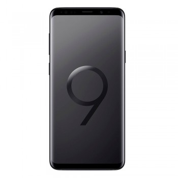 "Samsung Galaxy S9+ 6.2"" Super AMOLED Quad HD+ SmartPhone - 256gb, 6gb, 12mp, 3500mAh, Exynos 9810, Black"