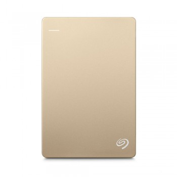 Seagate STDR2000307 Backup Plus 2TB Slim Portable Drive (Gold)