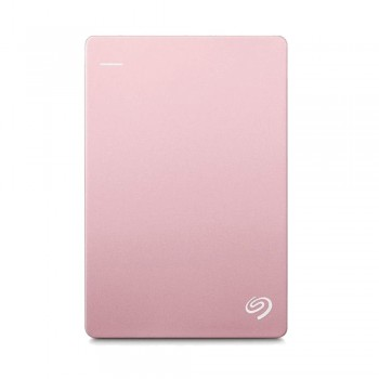 Seagate STDR2000309 Backup Plus 2TB Slim Portable Drive (Rose Gold)