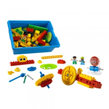 Early Simple Machines Set (9654 + 9999)