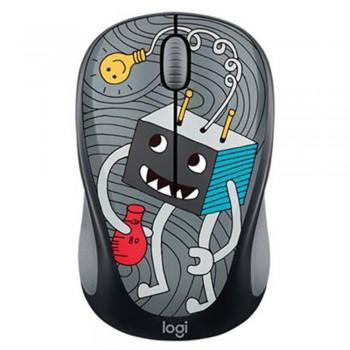 Logitech M238 Wireless Mouse LightBulb