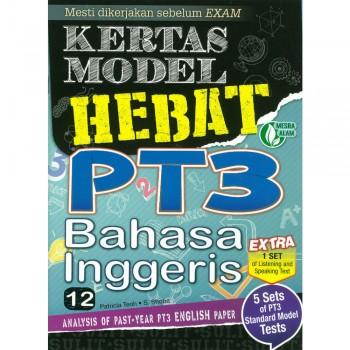 Kertas Model Hebat PT3 Bahasa Inggeris 12