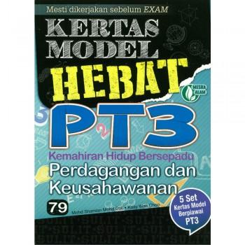 Kertas Model Hebat PT3 Kemahiran Hidup Bersepadu Perdagangan dan Keusahawan 79