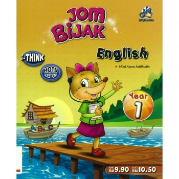 Jom Bijak English Year 1