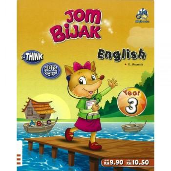 Jom Bijak English Year 3