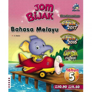 Jom Bijak Bahasa Melayu Tahun 5