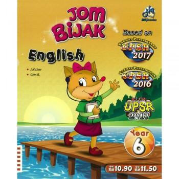 Jom Bijak English Year 6