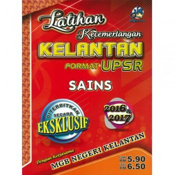 Latihan Kecemerlangan Kelantan Format UPSR Sains