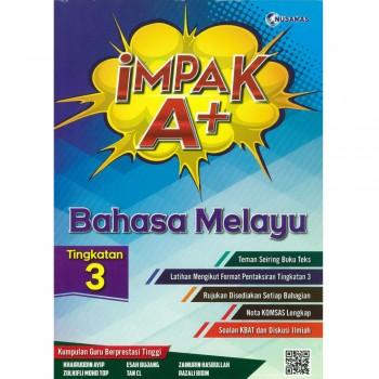 Impak A+ Bahasa Melayu Tingkatan 3