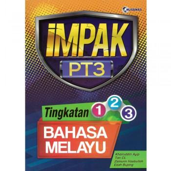 Impak PT3 Tingkatan 1-2-3 Bahasa Melayu