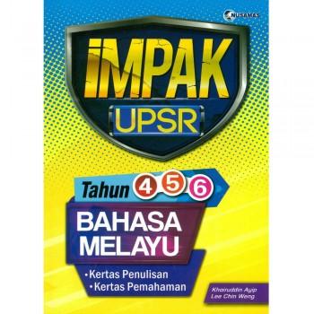 Impak UPSR Tahun 4-5-6 Bahasa Melayu