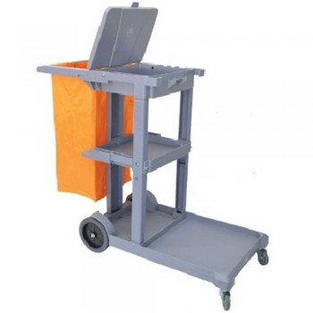 Janitor Cart c/w Cover-JC-309