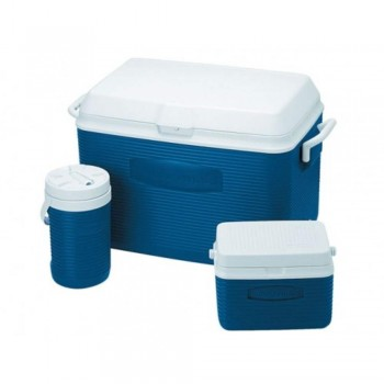 "Rubbermaid 48 Qt Value Pack Cooler 2A17 - 45.4 Litre (15.5""L x 23.4""W x 14.3""H) (Item No: H02-04)"