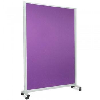 WP-MP36-FA6 MOBILE PANELS 94 x 210 x 43CM - Violet (Item No : G05-184)