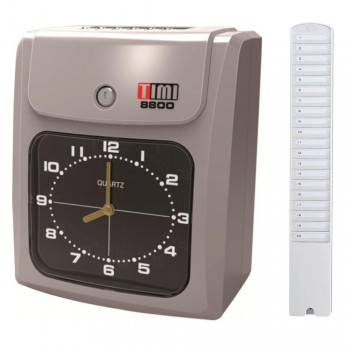 Timi 8800A Time Recorder (Free) 20's Card Rack Time Card