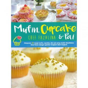 Mufin, Cupcake dan Pai