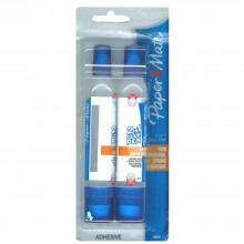 Paper Mate 2 in 1 Glue Pen 2pc x 45ml