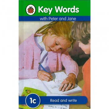 Key Words with Peter and Jane: 1c Read and Write