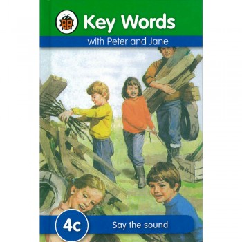 Key Words with Peter and Jane: 4c Say the sound
