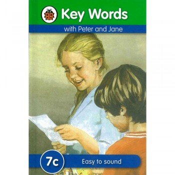 Key Words with Peter and Jane: 7c Easy to sound