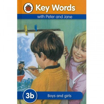 Key Words with Peter and Jane: 3b Boys and girls