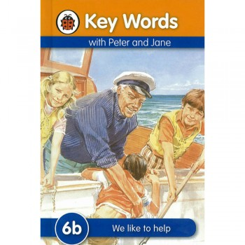 Key Words with Peter and Jane: 6b We like to help