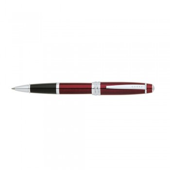 Cross Bailey Red Lacquer Rollerball Pen With Chrome appointments