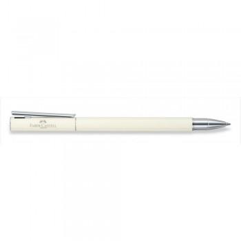 Faber Castell Ivory Shiny Gel Roller