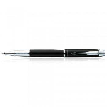 Parker IM Black Lacquer CT Rollerball Pen