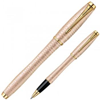Parker Urban Premium Golden Pearl Rollerball Pen