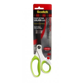 "3M Scotch 8""Precision Ultra Edge Scissors"