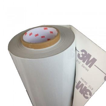 3M-610W (48inch x 50yard) Reflective Sticker (White-Printable)