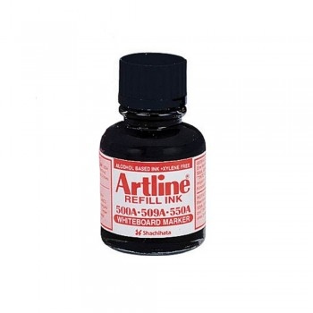 Artline ESK-50A Whiteboard Refill -20ml Red