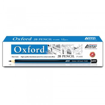 Astar P1600 2B PENCIL 12'S/BOX